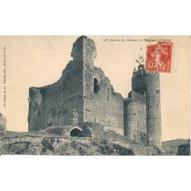 Ruines du Château de Najac