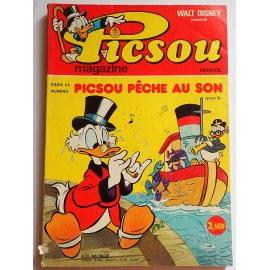 Picsou Magazine n° 41 - Edi-Monde, Walt-Disney 1975