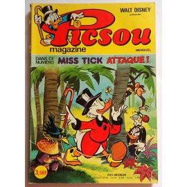 Picsou Magazine n° 40 - Edi-Monde, Walt-Disney 1975