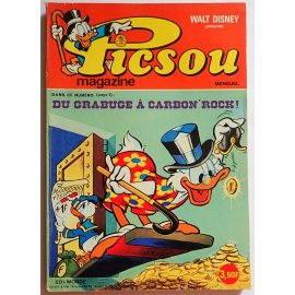 Picsou Magazine n° 39 - Edi-Monde, Walt-Disney 1975