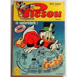 Picsou Magazine n° 35 - Edi-Monde, Walt-Disney 1975