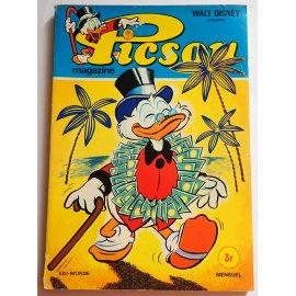 Picsou Magazine n° 30 - Edi-Monde, Walt-Disney 1974