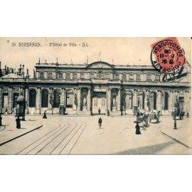 Bordeaux - Hôtel de Ville