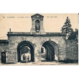 Langres - La Porte Neuve