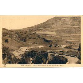 Porté - Défilé de la Route et Col de Puymaurens