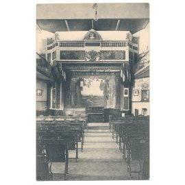 Œuvre Militaire de N.-D. des Armées, Versailles - Foyer du Soldat - La Salle de Théâtre