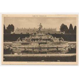 Parc de Versailles - Bassin de Latone