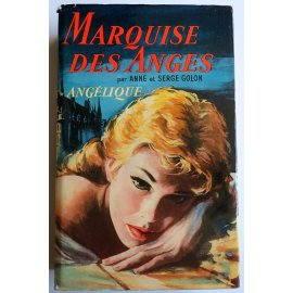 Marquise des Anges, Tome 1, Angélique - A. & S. Golon - Éditions de Trévise, 1959