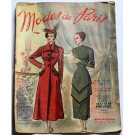 Revue Modes de Paris n° 105, 17 décembre 1948