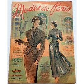 Revue Modes de Paris n° 108, 7 janvier 1949