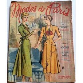Revue Modes de Paris n° 116, 4 mars 1949