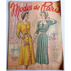 Revue Modes de Paris n° 122, 15 avril 1949