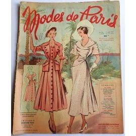 Revue Modes de Paris n° 126, 13 mai 1949
