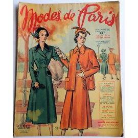Revue Modes de Paris n° 146, 30 septembre 1949