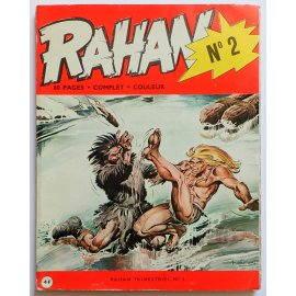 Rahan, le fils des âges farouches - Lecureux et Cheret - Éditions de Vaillant, 1974
