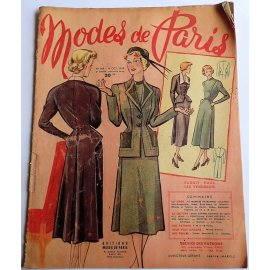 Revue Modes de Paris n° 148, 14 octobre 1949