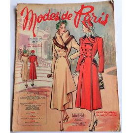 Revue Modes de Paris n° 150, 28 octobre 1949