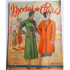 Revue Modes de Paris n° 165, 10 février 1950