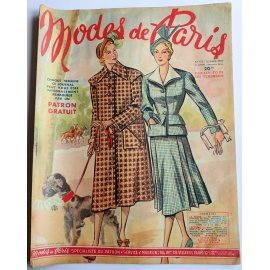 Revue Modes de Paris n° 172, 31 mars 1950