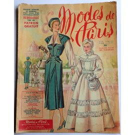 Revue Modes de Paris n° 173, 7 avril 1950