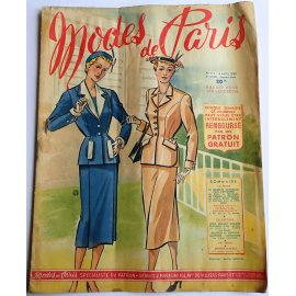 Revue Modes de Paris n° 174, 14 avril 1950