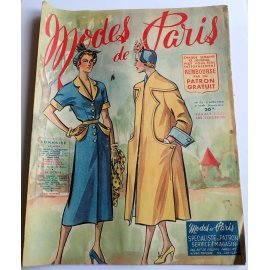Revue Modes de Paris n° 175, 21 avril 1950