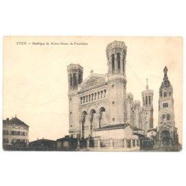 Lyon, Basilique de N.-D. de Fourvière