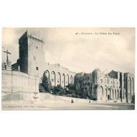 Avignon - Le Palais des Papes