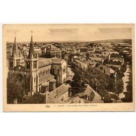 Vichy - Vue prise de l'Hôtel Astoria