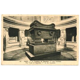 Paris, tombeau de Napoléon 1er