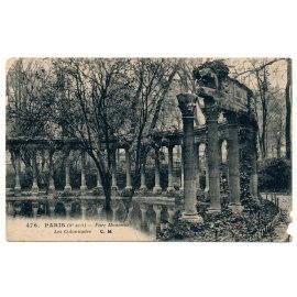 Paris, Parc Monceau - Les Colonnades