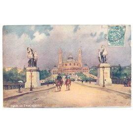 Paris - Le Trocadéro