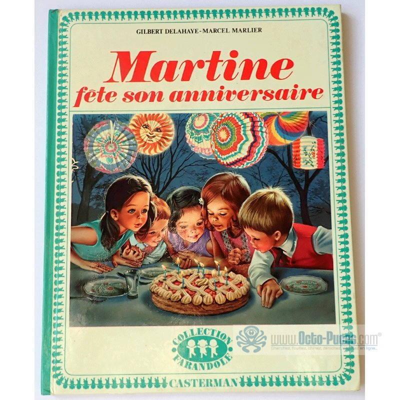 Martine Fete Son Anniversaire