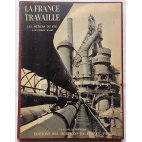 La France travaille - Les métiers du fer - P. Hamp - Horizons de France