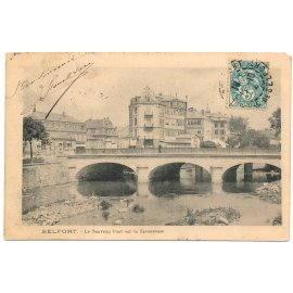 Belfort - Le Nouveau Pont sur la Savoureuse