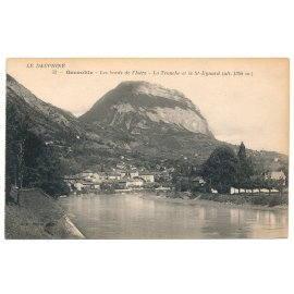 Le Dauphiné - Grenoble - Les Bords de l'Isère