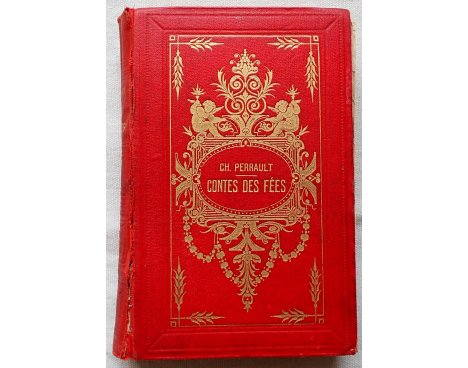 Contes des Fées - Ch. Perrault - Bernardin-Béchet & Fils, Éditeurs