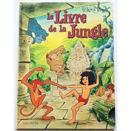 Walt-Disney présente Le livre de la jungle - Hachette/Edi Monde, 1979