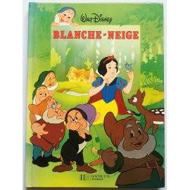 Walt-Disney présente Blanche Neige - Hachette Jeunesse, 1990