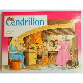 Cendrillon, un livre animé - Korrigan, 1999
