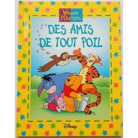 Winnie l'ourson - Des amis de tout poil - Disney/Hachette, 2004