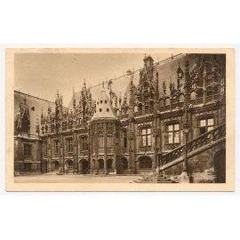 Les petits tableaux de Normandie - Rouen, la ville-Musée - Palais de Justice
