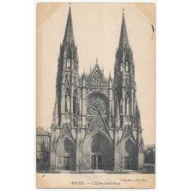 Rouen, l'Église Saint-Ouen