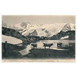 Le Dauphiné - Plateau d'Emparis, Lac Lérié
