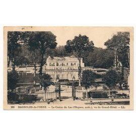 Bagnoles-de-l'Orne - Le Casino du Lac