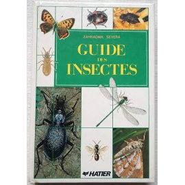 Guide des Insectes - Z. Severa - Hatier, 1986