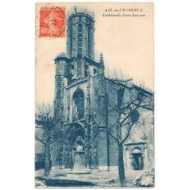 Aix-en-Provence - Cathédrale Saint-Sauveur