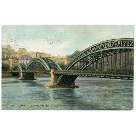 Lyon, le Pont de la boucle