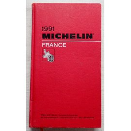 Guide Michelin France1986