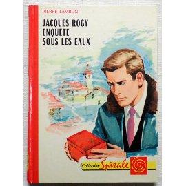 Jacques Rogy enquête sous les eaux